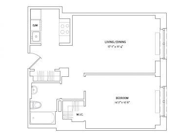One Bedroom 32